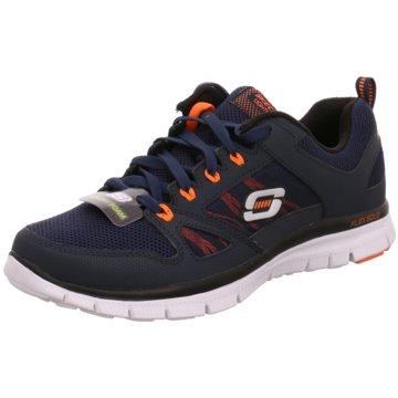 Skechers Sneaker LowFlex Advantage blau