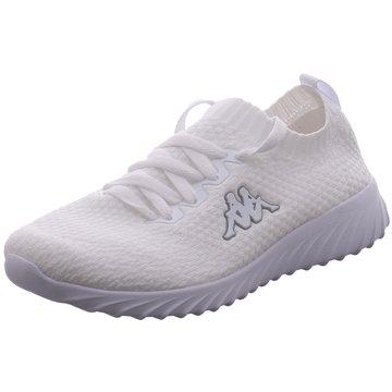 Kappa Sportlicher SchnürschuhSneem weiß