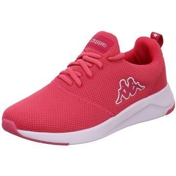 Kappa Sneaker LowKlasen pink