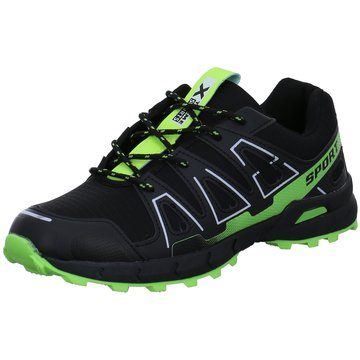 xtreme Sports Trainingsschuhe schwarz