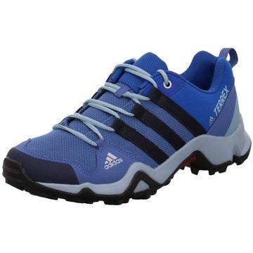 adidas Wander- & BergschuhTerrex AX2R Outdoorschuhe blau