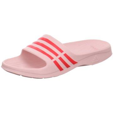 adidas BadeschuhDuramo Sleek W rosa