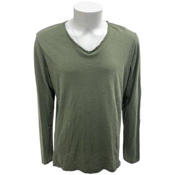 Imperial Langarmshirt grün