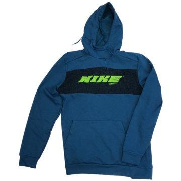 Nike Hoodies grün