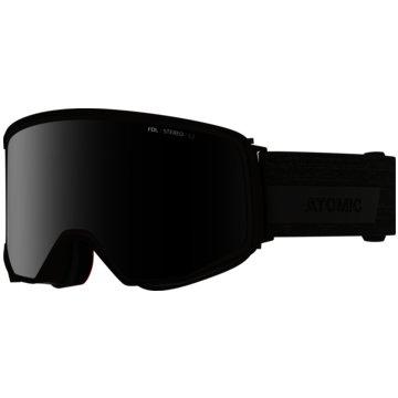 Atomic Ski- & SnowboardbrillenFOUR Q STEREO BLACK - AN5105966 schwarz