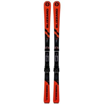 Blizzard SkiFIREBIRD TI + TPC10 DEMO - 8A0114BA 001 orange