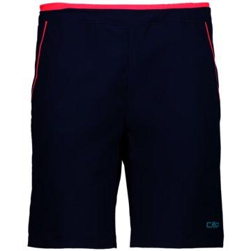 CMP F.lli Campagnolo kurze Sporthosen blau