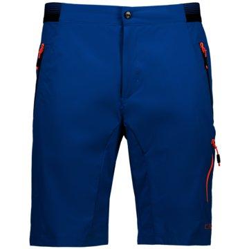 CMP F.lli Campagnolo kurze SporthosenMAN BERMUDA - 30T6467 blau