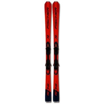 Fischer Sports SkiRC ONE 72 MF + RSX Z12 PR - P09220 rot