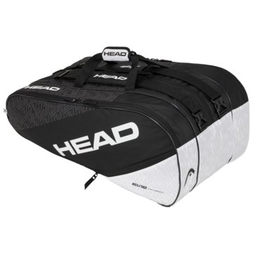 Head SporttaschenELITE 12R MONSTERCOMBI - 283530 schwarz