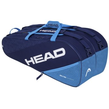 Head SporttaschenELITE 9R SUPERCOMBI - 283540 blau