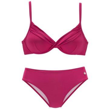 Lascana Bikini SetsBÜGEL-BIKINI - 42091959 rot