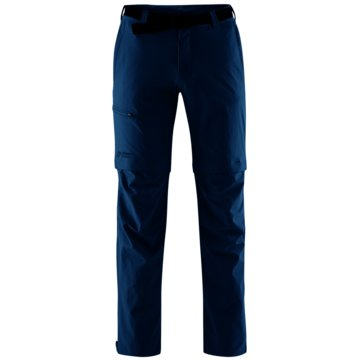 Maier Sports OutdoorhosenTAJO HE-T-ZIP OFF HOSE EL - 133003 blau