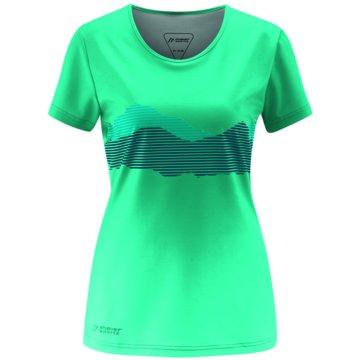 Maier Sports T-ShirtsT-SHIRT LUDDIE W - 252309 379 grün