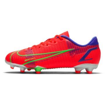Nike Nocken-SohleJR MAERCURIAL VAPOR 14 ACADEMY FG rot