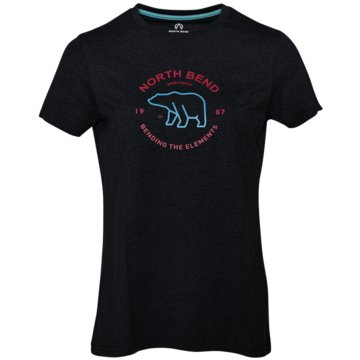 North Bend T-ShirtsVERTICAL W - 1059912 blau