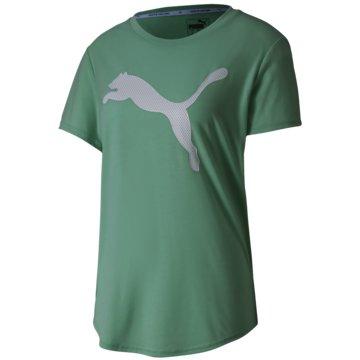 Puma T-ShirtsEVOSTRIPE TEE - 581241 032 grün