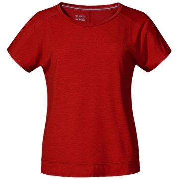 Schöffel T-ShirtsT SHIRT RIESSERSEE2 - 2012635 23329 2003 rot