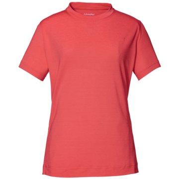 Schöffel T-ShirtsT SHIRT HOCHWANNER L - 2012934 23584 rot