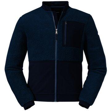 Schöffel SweatjackenFLEECE JACKET STAVANGER M - 2023040 23456 blau