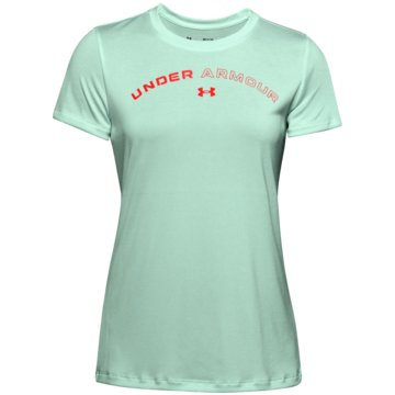 Under Armour T-ShirtsTECH TWIST GRAPHIC LU SSC - 1356304 403 grün