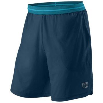 Wilson TennisshortsM POWER 8 SHORT MAJOLICA B 2XL - WRA789303 blau