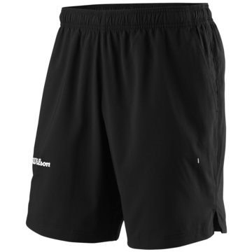 Wilson TennisshortsM TEAM II 8 SHORT BK 2XL - WRA794403 schwarz