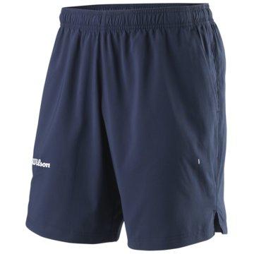 Wilson TennisshortsM TEAM II 8 SHORT TEAM NAVY 2XL - WRA794404 blau