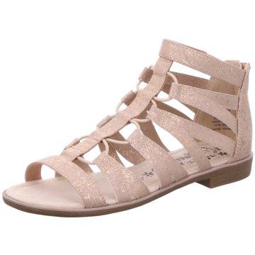 s.Oliver Offene Schuhe beige