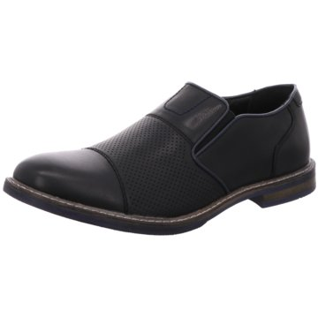 Sun & Shadow Business Slipper schwarz
