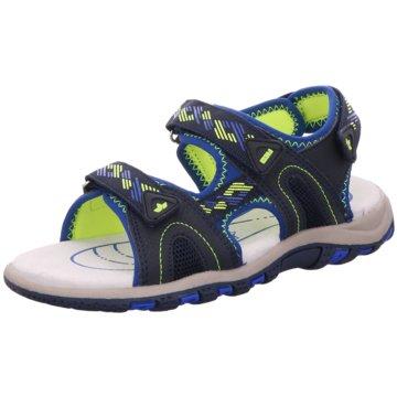Geka Offene Schuhe schwarz