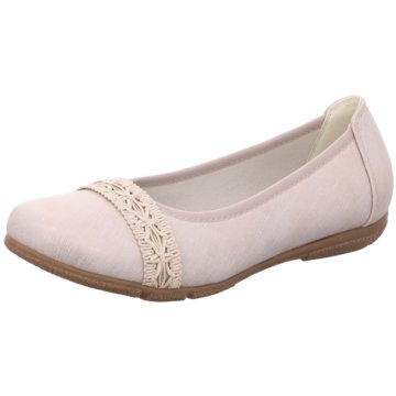 Idana Klassischer Ballerina rosa