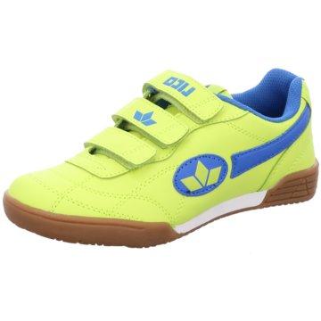 Lico Trainings- und Hallenschuh gelb
