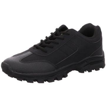 D.T. New York Outdoor Schuh schwarz