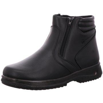 Stallion Komfort Stiefel schwarz