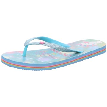 Kella Offene Schuhe blau
