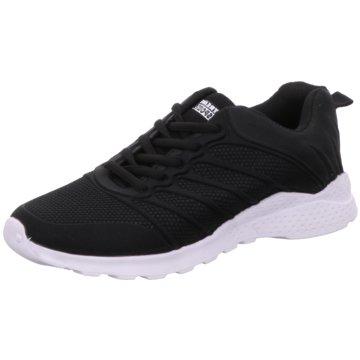 xtreme Sports Sportlicher Schnürschuh schwarz