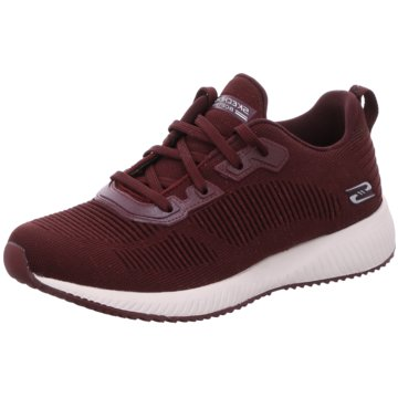 Skechers Sneaker LowBOBS SQUAD TATAL GLAM rot