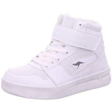 Hummel Sneaker High weiß