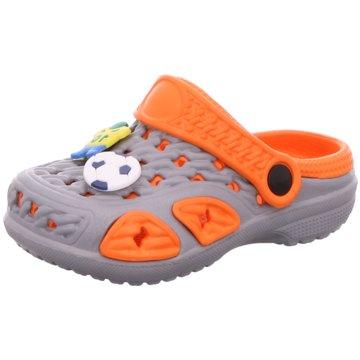 Slobby Offene Schuhe grau