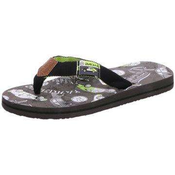 Galop Offene Schuhe grau