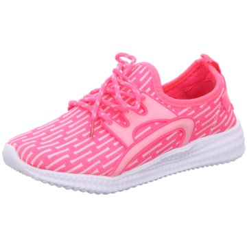 Slobby Sneaker Low pink