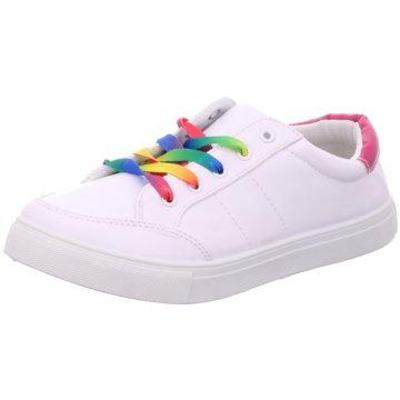 D.T. New York Sneaker Low weiß