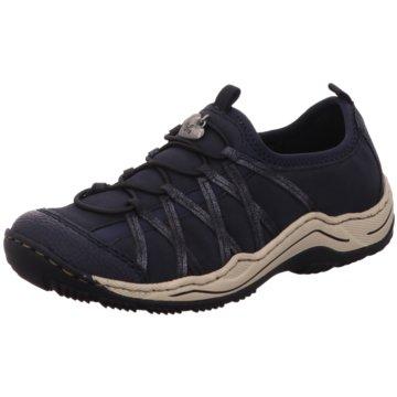 Rieker Outdoor Schuhlose Einlage blau