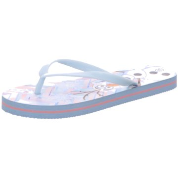 Disney Offene Schuhe blau