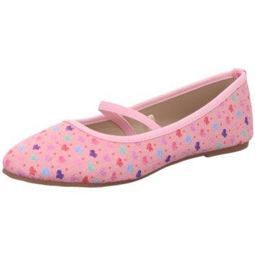 Slobby Ballerina rosa