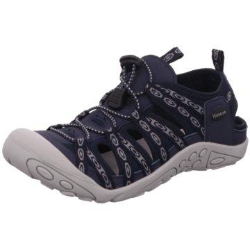 Scandi Outdoor Schuh blau
