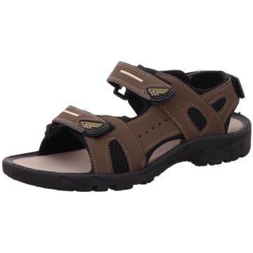 xtreme Sports Sandale braun