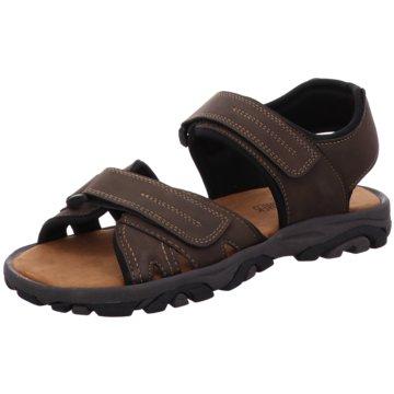Tempora Komfort Schuh braun