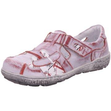 Kristofer Komfort Slipper rosa